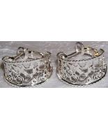 Sterling Silver Filigree Earrings - $12.00