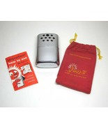 Vintage  Unused ~ jon-e ~ Giant G.I. Size Hand Warmer   w/ Pouch & Instructions - $29.95