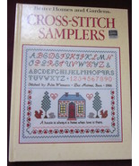 Cross Stitch Samplers Book by Better Homes and ... - $10.99