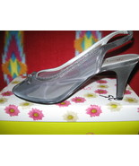 WOMEN SHOES, NEW Bouquets (Suzy) Pewter Gray 9W - $5.00