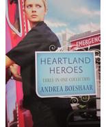 Heartland Heroes Christian Romance Mysteries 3 ... - $6.49