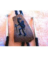 PETROGLYPH STYLE DRAWING OF KOKOPELLI IN STONE ... - $78.76