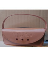Bling Bling Clips Pink Rhinestone Mini Purse - $5.50