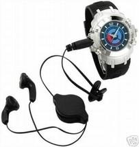50 Cent G-unit High Tech Mp3 20 Diamond Watch - $191.99