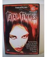Fatal Femmes DVD 6 Movies  - $7.95