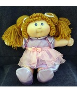 Cabbage Patch Kid Baby Original Clothing Shoes Signed Like New