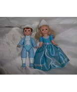 Madame Alexander Prince Charming and Cinderella... - $4.99