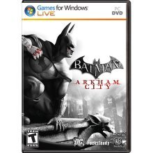 Batman: Arkham City, PC game