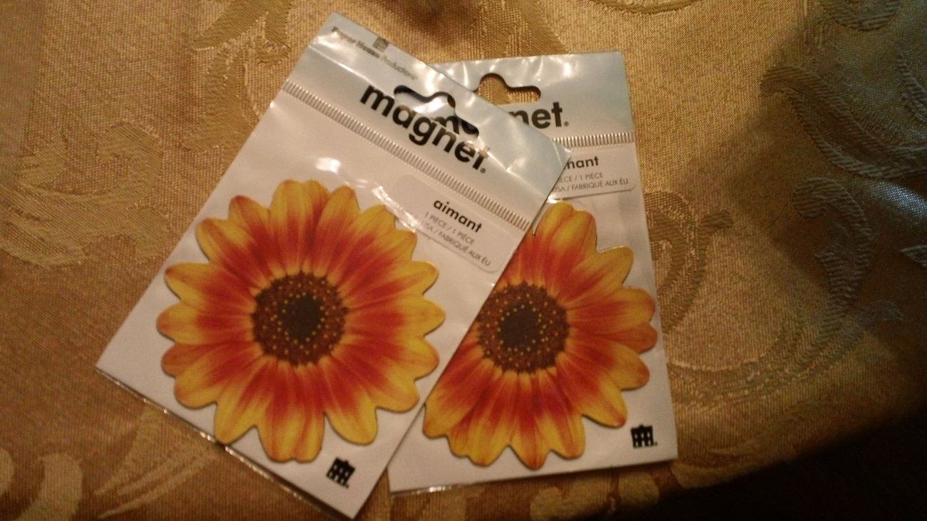 Sunflower - MAGNET