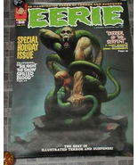 Eerie #38  Monster Magazine Poster 1972 - £15.79 GBP