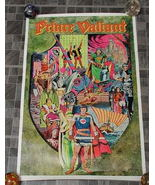 Prince Valiant Poster Limited Edition 1975  - £15.79 GBP
