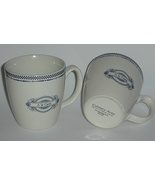 Two Elegant Culinary Arts Blue and White A La C... - $14.00