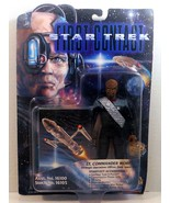 Star Trek First Contact Lt Commander Worf Playm... - $7.95