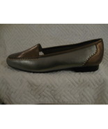 WOMAN SHOES, MAZIE SHOES BY ANNIE. 9M Bronze/Si... - $9.00