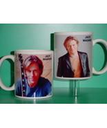 Jack Wagner 2 Photo Designer Collectible Mug - $14.95