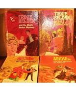 Trixie Belden (4) Arizona, Black Jacket, Bob Wh... - $3.99