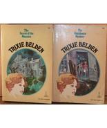 Trixie Belden (2) Mansion & Gatehouse 1st Print... - $5.99
