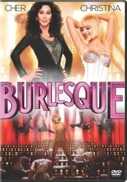 Burlesque DVD NEW Cher, Christina Aguilera