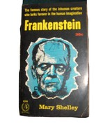 Mary Shelley Frankenstein Paperback 1957 - $20.95