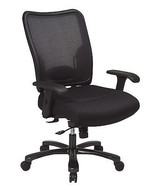 Executive Air Grid Back Mesh Seat Big & Tall O... - $439.99