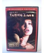 Taking Lives DVD Angelina Jolie Ethan Hawks - $5.00