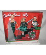 2000 Barbie Stacie Kelly Singing Holiday Sisters Set NRFB