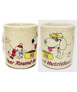 Kent Pet Food Coffee Mug Cup Cat Dog Vintage Ad... - $9.95