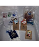 Avon Lot Of Christmas Ornaments & Other Items New - $40.00