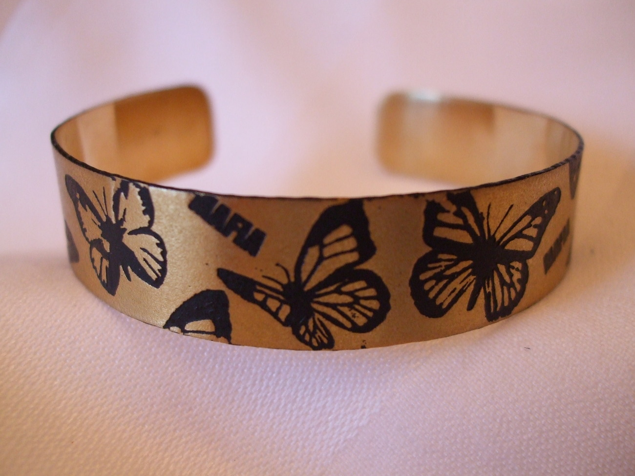 Butterfly Brass Bracelet by MAFIA Jewellery