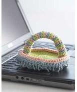 Custom Crochet Computer or Table Duster - $6.95