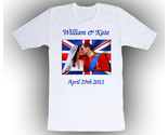 Buy Prince William & Kate Middleton Royal Wedding Shirt Gift #2