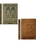 1914 & 1917 Lucy Fitch Perkins -  Belgian & Esk... - $12.00