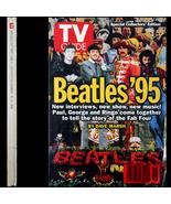 1995 TV Guide BEATLES Sgt. Pepper Cover - $5.00