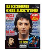 2001 RECORD COLLECTOR Paul McCartney Van Der Gr... - $6.00