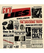 GUNS N' ROSES LIES CD GEFFEN AND - $6.99