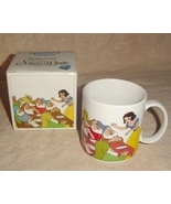 Disney Snow White 7 Dwarfs 50th Anniversary Mug... - $20.00
