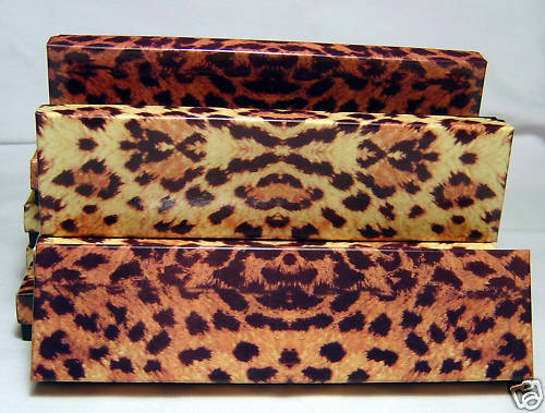 Jewelry Gift Boxes Leopard Print 8 x 2 x 1 (8)