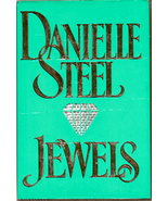 Jewels by Danielle Steel Hardcover 1992 - $3.00