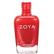 "ZOYA NAIL POLISH ""NIDHI"" FROM NEW SPARKLE SUMMER 2010!"