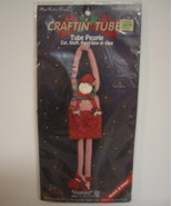 Craftin Tubes Harold Elf  Kit  True Colors Crafts - $5.00