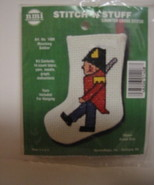 Stitch  N Stuff Counted Cross Stitch Kit  Soldier - $3.00
