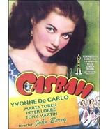 Casbah 1948 DVD Yvonne De Carlo  - $9.00