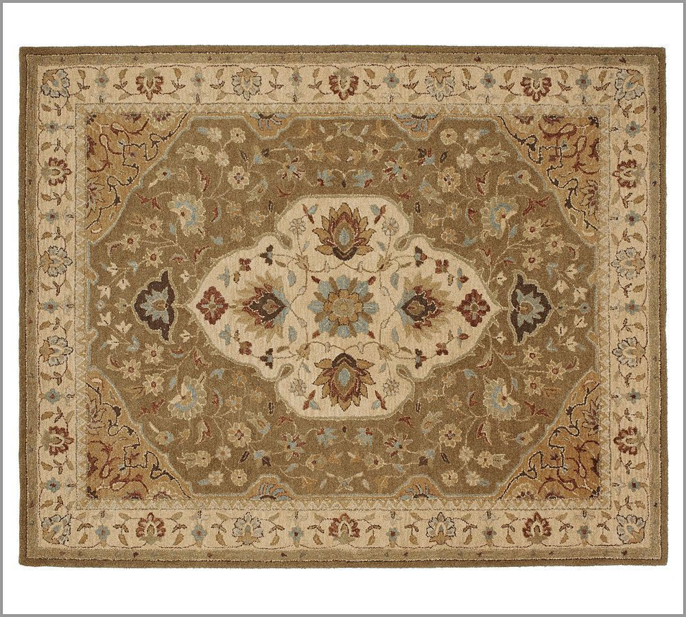 Legends 5x8' Wool Area Rug - 753538, Rugs at Sportsman's Guide