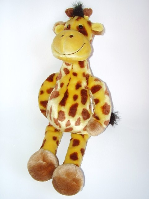 Burton and Burton Geri Giraffe Plush Stuffed Animal