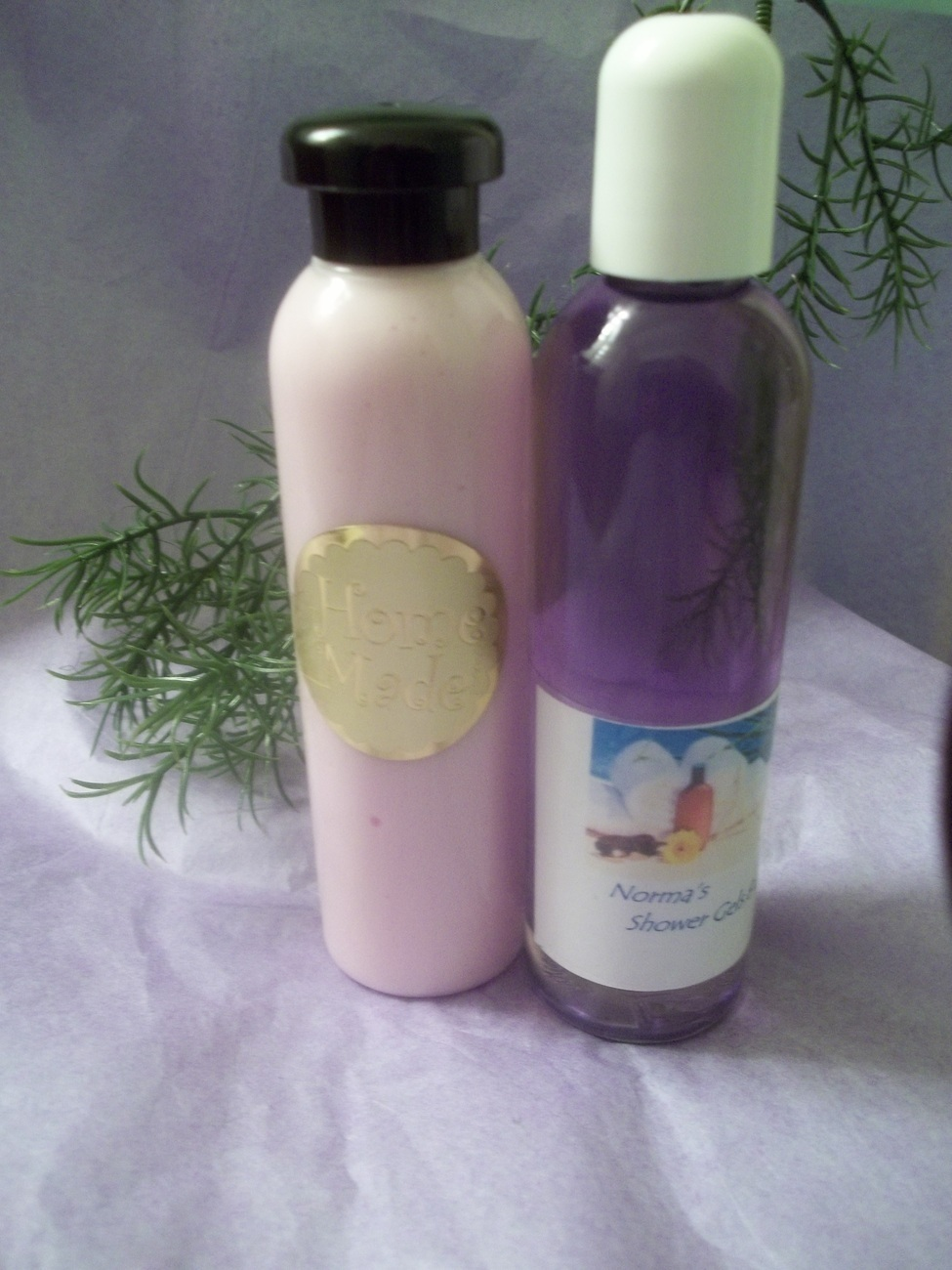 lavender lotion  gel set
