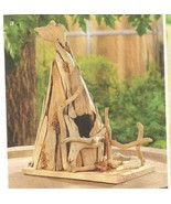 Rustic Teepee Birdhouse - $19.85