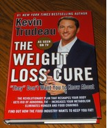 The Weight Loss Cure Kevin Trudeau - $7.97