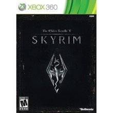The Elder Scrolls V {5}: Skyrim, xbox 360 game (US)