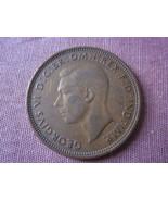 Britain Half Cent 1944 - $2.74