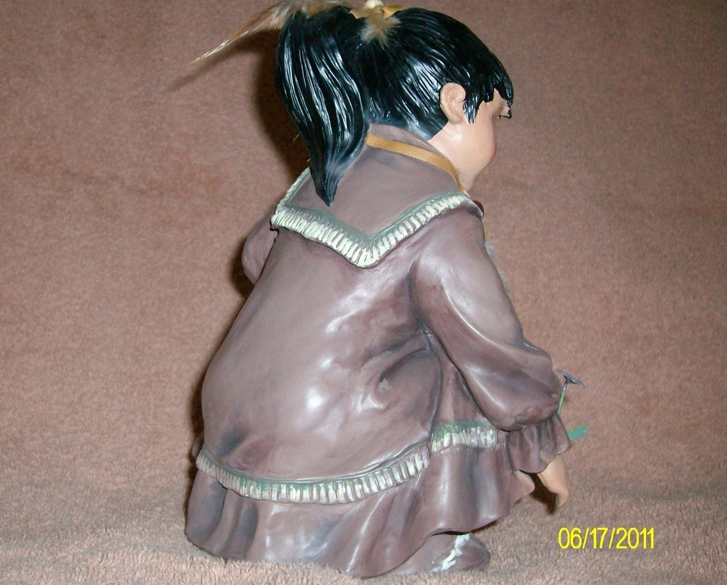 Image 4 of Yoki Indian Baby